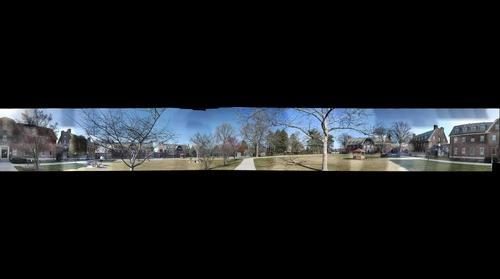 whereRU: Quad in Douglass