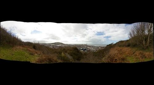 Aberystwyth Panorama