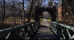 "whereRU: Douglass ""Kissing"" Bridge"