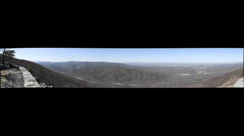 The View from Raven's Roost
