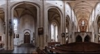 Rothenburg Cathedral of St Jakob (east view)