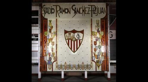 Azulejo Ramon Sanchez Pizjuan
