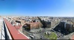 Vista panormica del Norte de Madrid desde la Gta. de Sta. Maria de la Cabeza