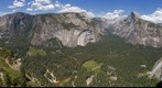 Yosemite Valley at Midday from along Ledge Trail