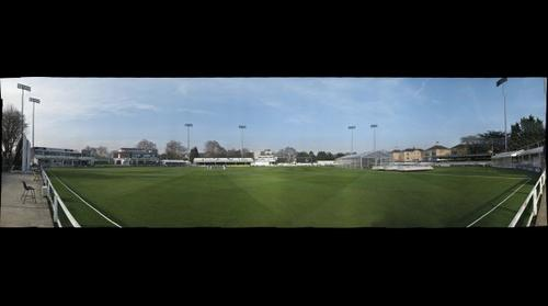Essex County Cricket Club, The Ford County Ground, Chelmsford, 22-03-12