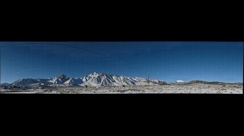Sherwin Mountain Range #2 3.21.2012