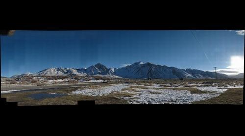 Sherwin Mountain Range #3, CA