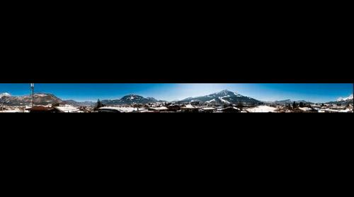 360° Panorama View from Hotel St. Johanner Hof