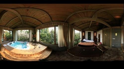 涵园丛林SPA木屋