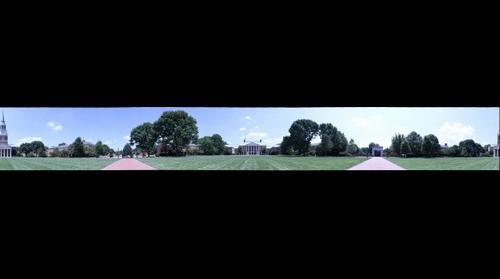 Wake Forest University Quad