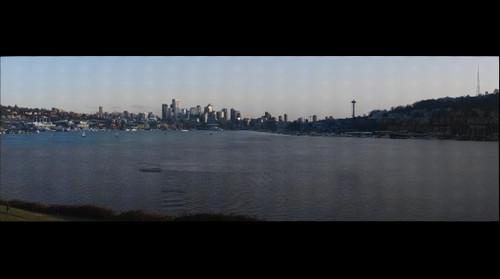 Seattle from Gas Works Park