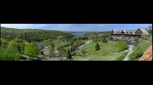 Big Cedar Lodge Panorama