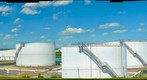Shell tank farm and distribution centre, Edmonton,  & Sherwood Park