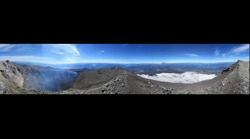 Villarica Volcano- Pucon, Chile
