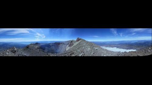 Villarica Volcano - Pucon, Chile