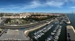 View over Belm (Lisbon)