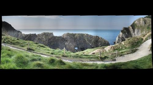 Stairhole at Lulworth Cove
