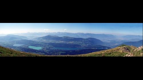 Grenoble et les lacs de Laffrey