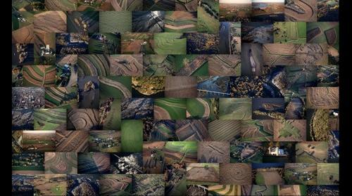 Farmland aerials