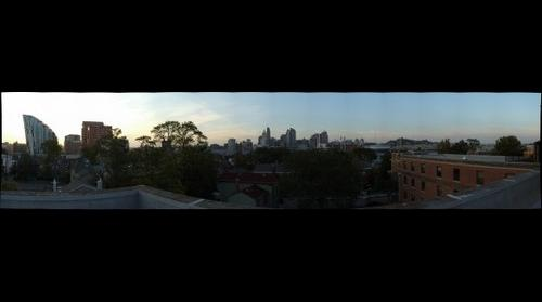 Cincinnati Skyline Attempt