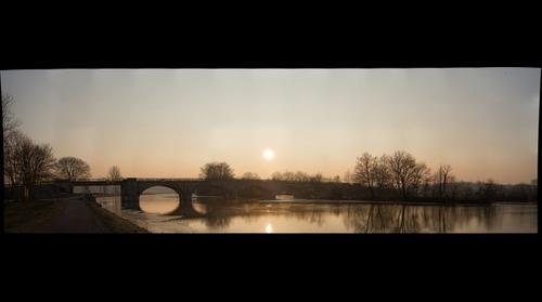 Pont de Rupt sur Saône