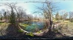 Pond, Huber Woods, Monmouth County New Jersey