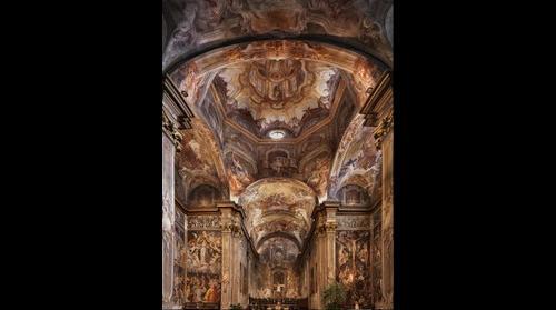 Chiesa di San Cristoforo Vercelli ITALY