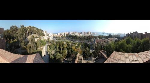 Malaga March 2012