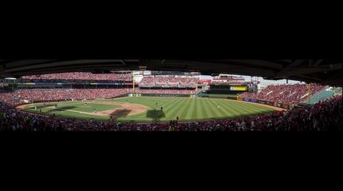 Cincinnati Reds Opening Day 2012 vs Miami Marlins