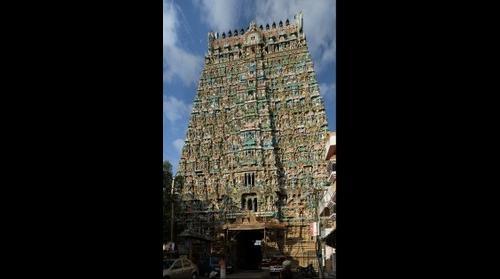 Sarangapani Temple Gopuram