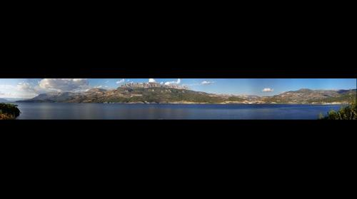 Ermenek Baraj Gölü