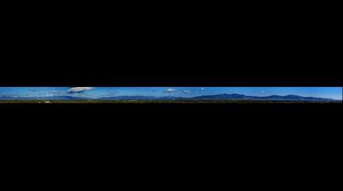 Panoramica de los Pirineos