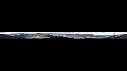 360 view Løvstakken, Bergen