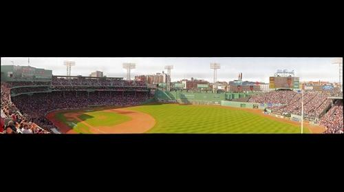 100th Opening Day At Fenway Park