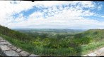 Dickey Ridge Overlook_ Shenandoah National Park