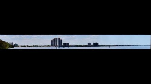 Fort Myers on the Caloosahatchee