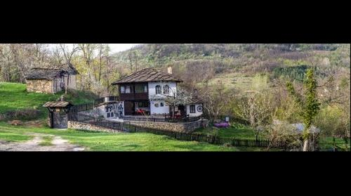 Bulgarian countryside landscape (Bohentsi) (2)