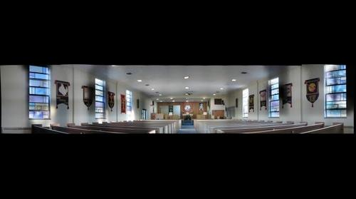 Greenock UMC Inside