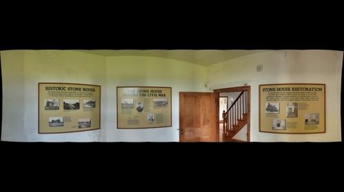 Stone House room 3