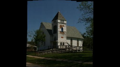 Church in Thurman Iowa