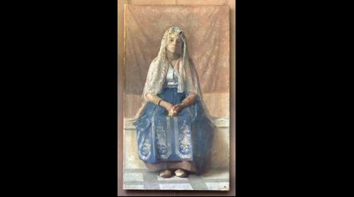 Pellizza da Volpedo, dipinto della fidanzata