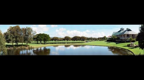 Colonial Golf Club, Robina, Queensland