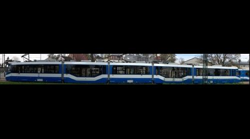 Longest Tram in Poland