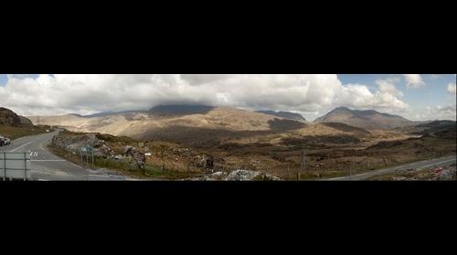Moll's Gap, Ireland