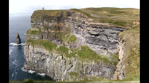 Cliffs of Moher, Ireland - Left