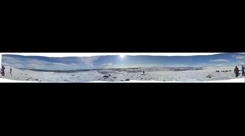 360 near Kiruna