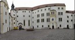 GP130  Colditz Castle Courtyard.
