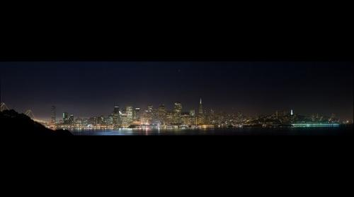 San Francisco October Night