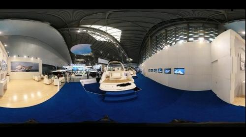 宾士域贸易苏州有限公司展位 2012上海国际游艇展