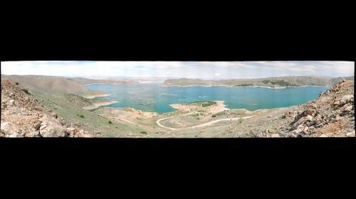 Elazığ Keban Baraj Gölü
